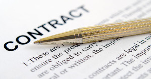 contract management ppt