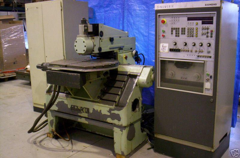 Numerical Control (NC) Machine PPT