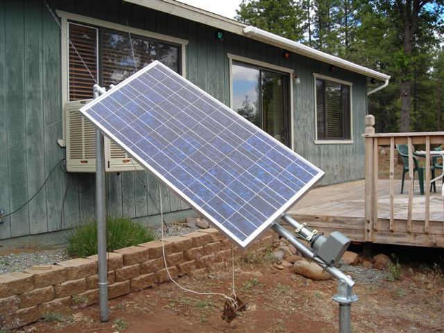 solar tracking system ppt